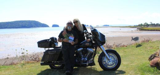 Publishers Harold & Wendy Nesbitt