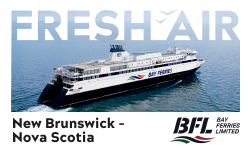 NS-NB Ferry Service